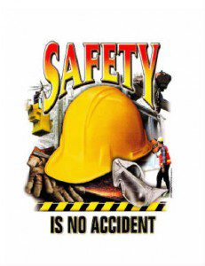 Construction Safety is No Accident